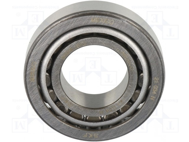 Double Row Angular Contact Ball Bearings 3200 Zz 2RS or Customized Bearing