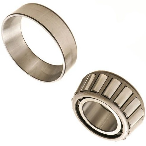 Zys Machine Parts Double Rows Angular Contact Ball Bearing 3200 2RS